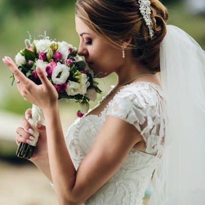 fotografía novia profesional
