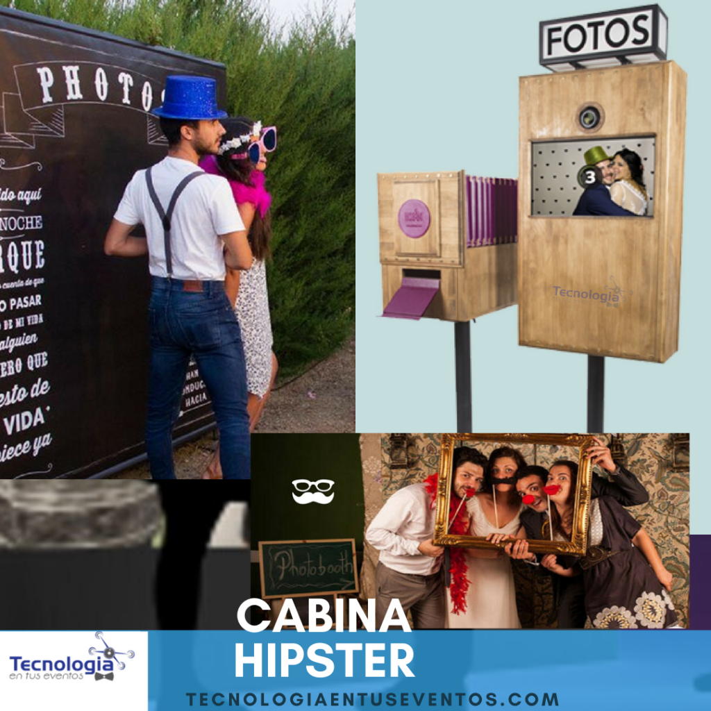 cabina hipster