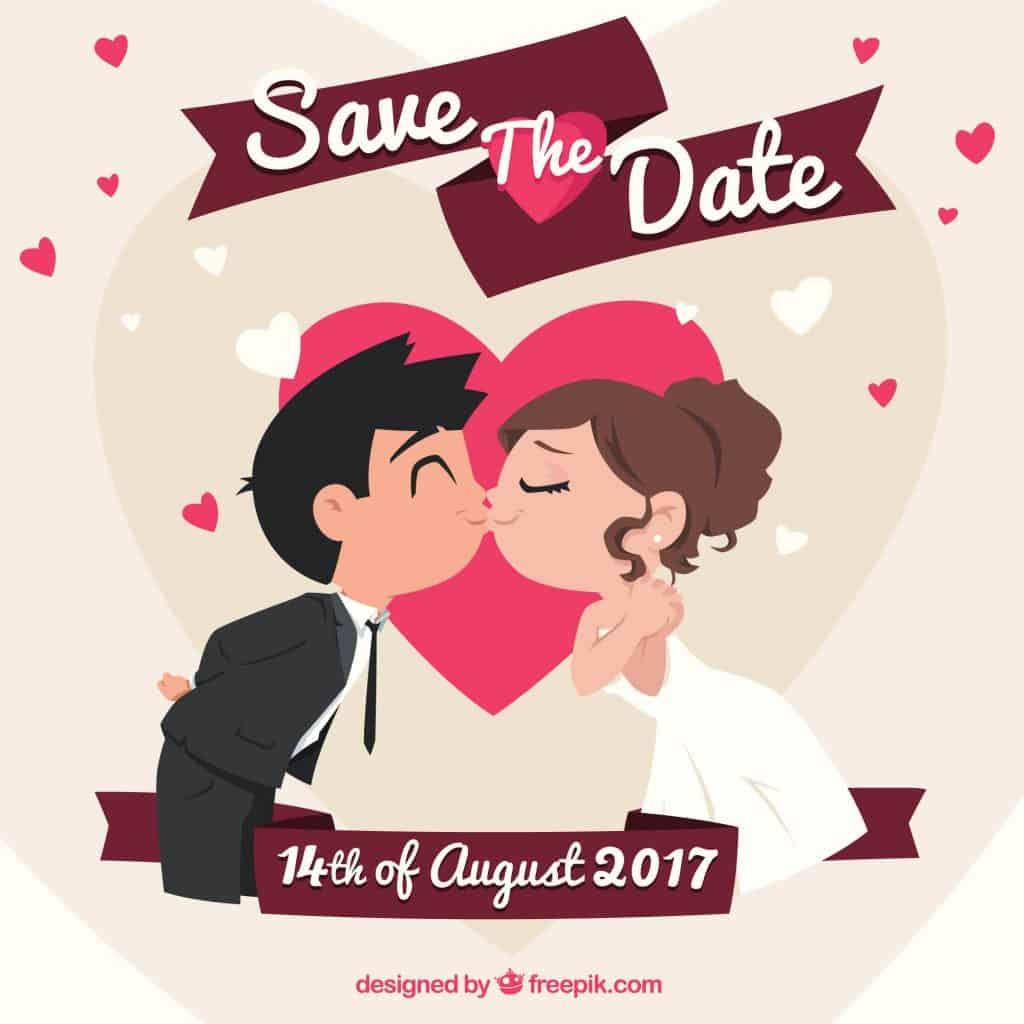 invitaciones de bodas increibles