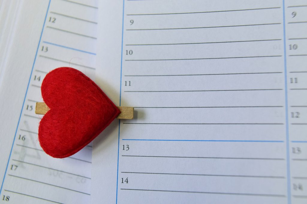 planner de boda y como organizarla