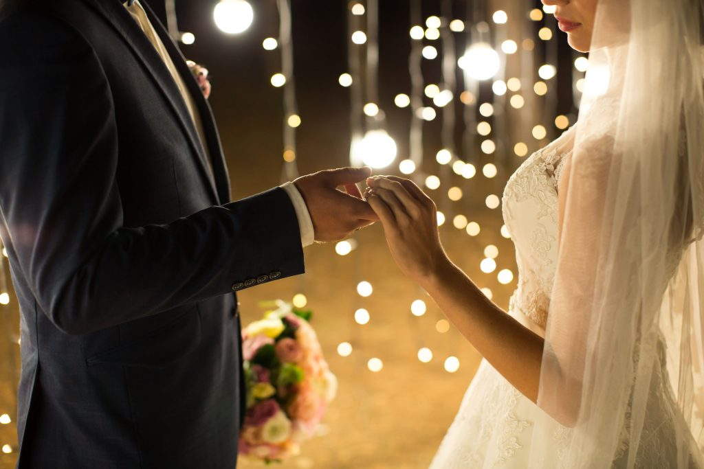 ceremonia de boda catolica