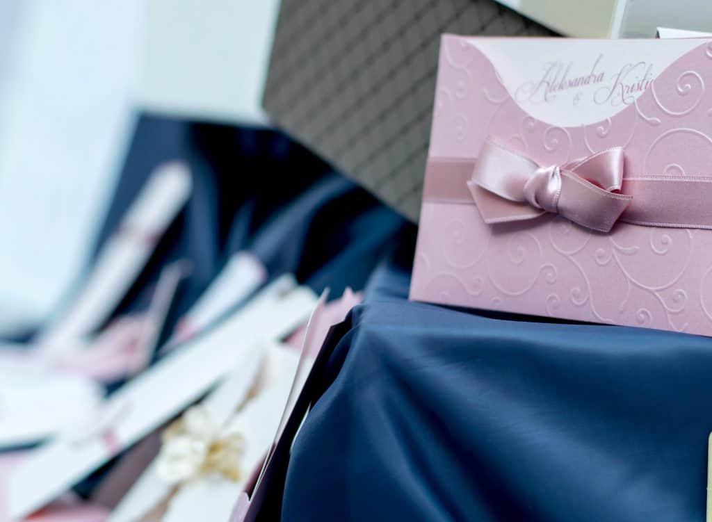 invitaciones para bodas hechas a mano