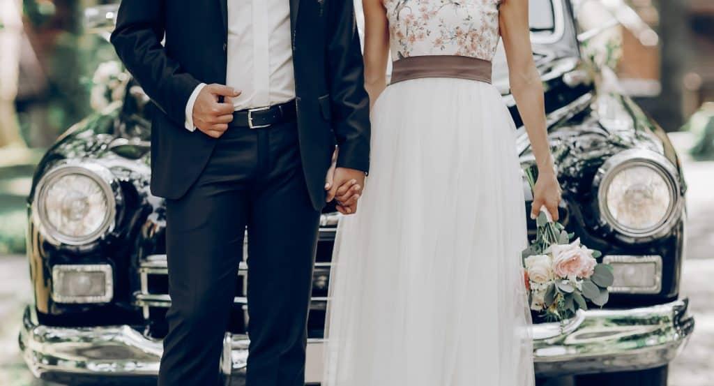 de la mano despues de la boda
