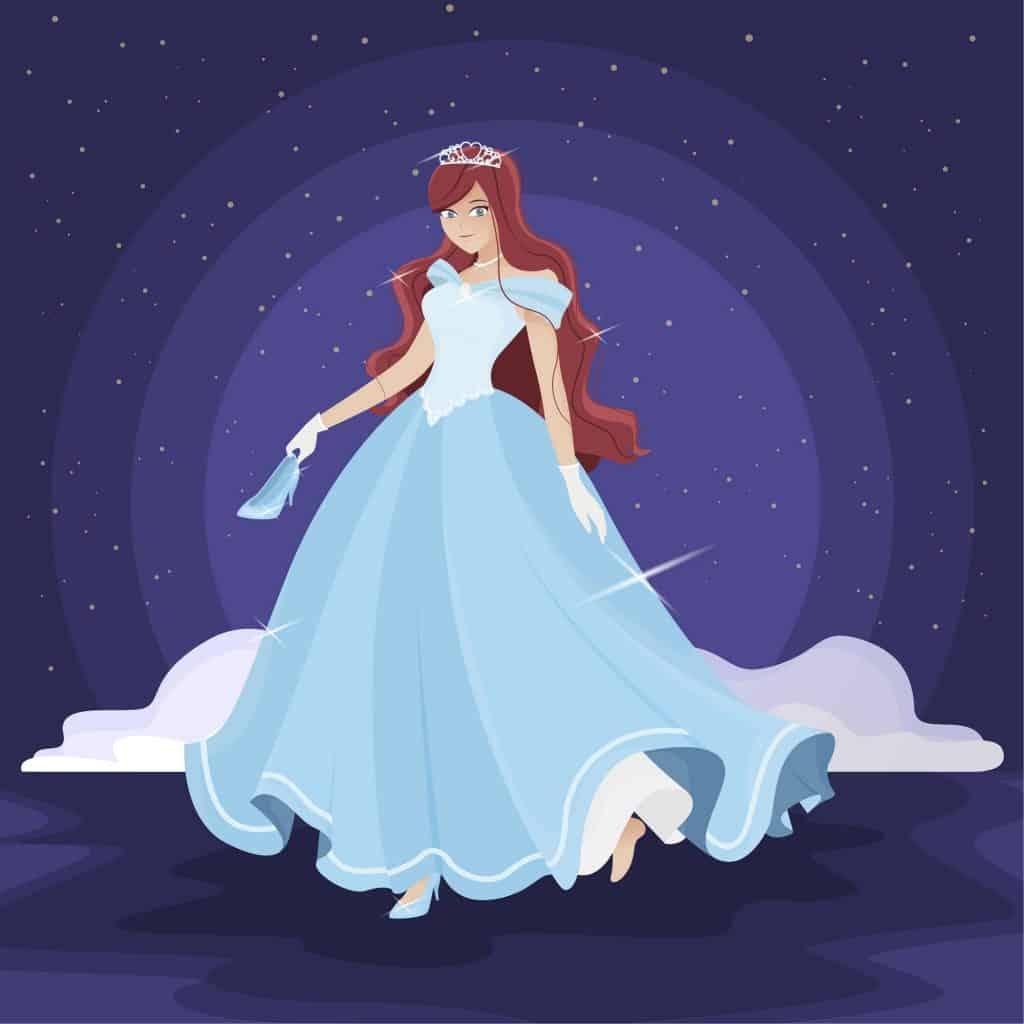 princesa bailando vals de 15 años