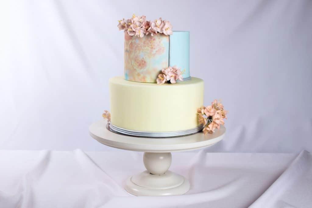 pastel de 15 años original