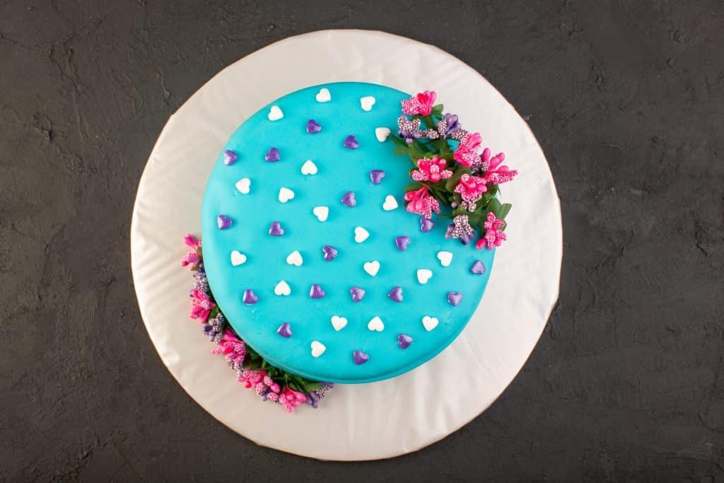pastel de 15 años glamoroso
